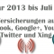 Social Media in der Versicherungsbranche - die 18 Monate-Analyse