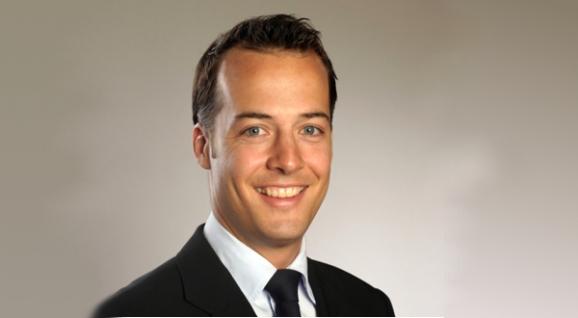 ... Max Ahlers, Geschäftsführer von Policen Direkt. © Policen Direkt