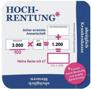 rente deutschen fehlt das vertrauen in die sichere rente markt. Black Bedroom Furniture Sets. Home Design Ideas