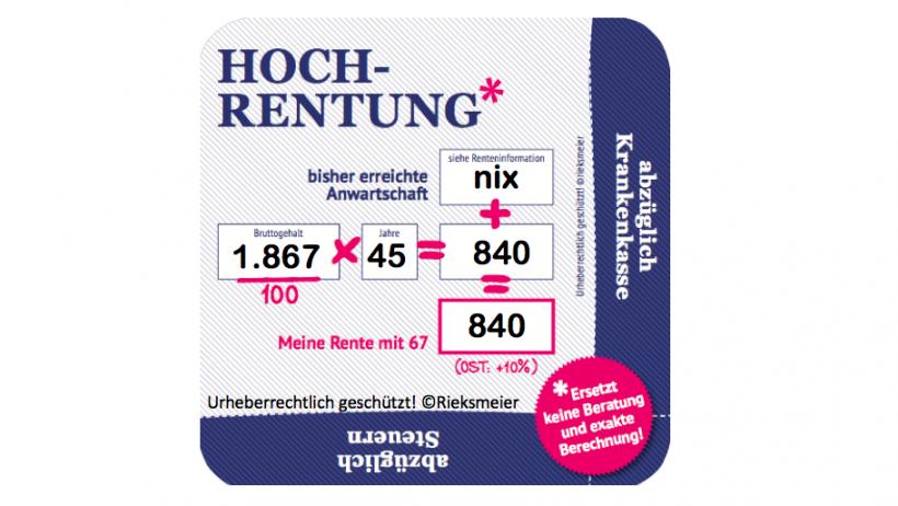 mindestlohn f r ausk mmliche rente m sste 11 67 euro sein sozialversicherung. Black Bedroom Furniture Sets. Home Design Ideas