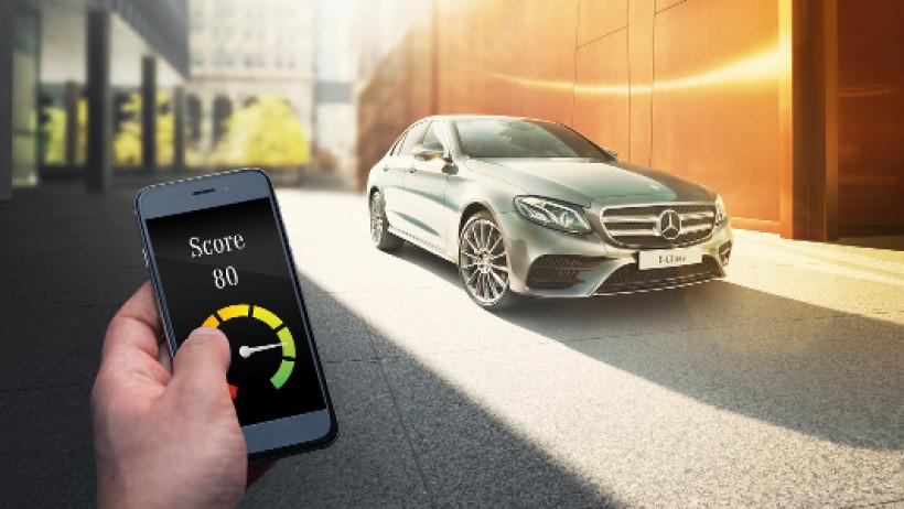 Mercedes Benz Bank Und Hdi Entwickeln Telematik Autoversicherung