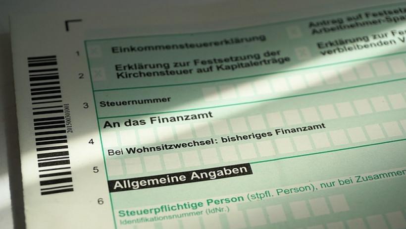 wenn die steuererklrung verbummelt wurde praxis versicherungsbotede - Fristverlangerung Steuererklarung Muster